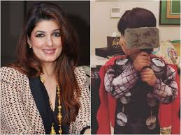 twinkle khanna dresses daughter nitara as thor not a dainty princess