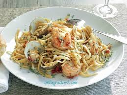 italian seafood pasta u0026 cooking with astrology cooking with curls