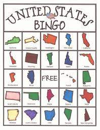 free printable halloween bingo game cards relentlessly fun deceptively educational united states bingo game