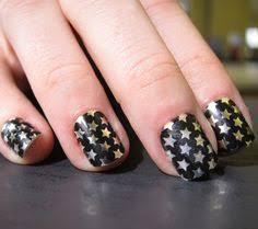 star nail design ideas i saw the tutorials here www pailz net cute