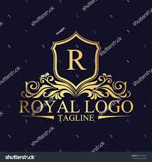 luxury logo stock vector 518099515 shutterstock
