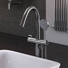 22 best bathroom technology images 27 best freestanding and wall mounted bath taps images on