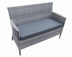 Garden Bench With Cushion Find Bench With Cushion Shop Every Store On The Internet Via