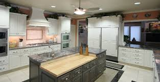 servicelane bi level island kitchen remodel