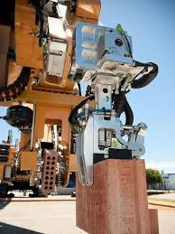 a perth inventor has created a fully automated robotic bricky
