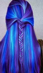 Cool Blue Best 25 Blue Hair Colors Ideas On Pinterest Blue Hair Colour