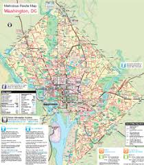 washington dc metrobus map wmata makes new diagrammatic maps greater greater washington