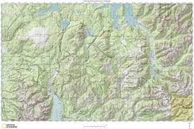 Map Of Yellowstone National Park Packrafting Guide To Yellowstone National Park Forrest Mccarthy