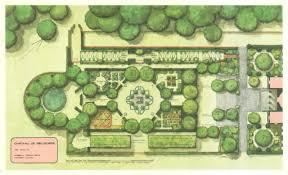 layout garden plan english garden plans home plans