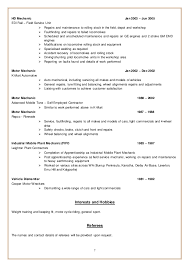 Heavy Equipment Mechanic Resume Examples Essay Questions On Crime And Punishment When You Start The Process