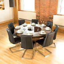 square dining table seats 8 uk large round room tables 10