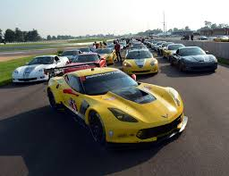 corvette museum race track performance driving class at corvette museum s track classiccars