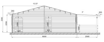 Plan De Loft Cuisine Chalet Habitable Style Loft De Mâ En Bois En Kit Plan De