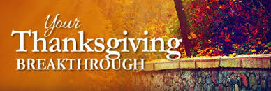 your thanksgiving breakthrough inspiration ministries