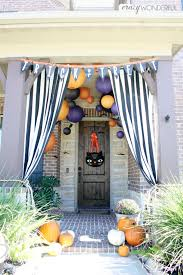 simple halloween decorations crazy wonderful