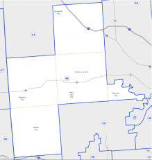 Howell Michigan Map by District Map Michigan House Republicans