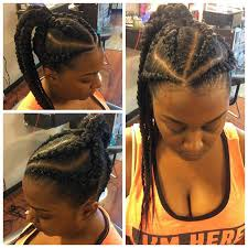 top ten ghana weaving hairstyles to rock dabonke