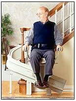 curved stair lifts spiral stair lifts