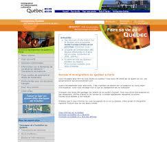 bureau d immigration du québec à portail du ministère de l immigration et des communautés culturelles