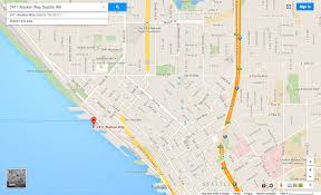 West Seattle Neighborhood Map by Seattle Incident Map