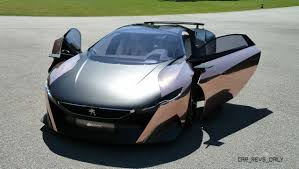 2 door peugeot cars concept flashback 2012 peugeot onyx is mixed media hypercar delight