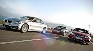 mercedes vs bmw vs audi maintenance cost bmw 4 series 435i vs mercedes e400 vs audi s5 2014 review by car