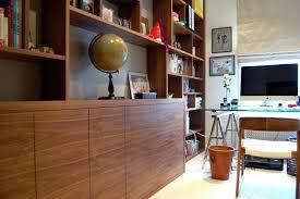 Bespoke Home Office Furniture Glamorous Desks Desk Computer Desks Office Design Walnut Effect