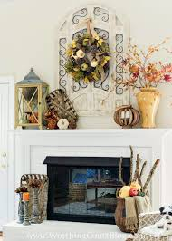 my fall mantel fireplace worthing court
