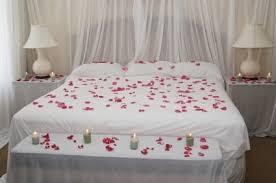 chambre pour une nuit une déco romantique pour la chambre de votre nuit de noces lune