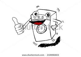 Washing Machine Coloring Page - stray cat coloring page stock vector 407405785 shutterstock