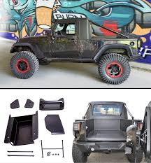 jeep truck conversion bulit your jeep jk action truck this kit convert your jeep jk