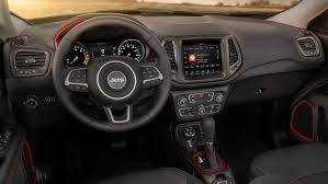 2017 jeep compass first drive all the right stuff