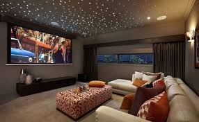 Basement Media Room 4 Things Your Media Room Needs Ceilings Room And Lights