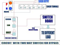 occupancy sensor switch wiring diagram dolgular com
