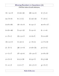 math worksheets for high algebra worksheets