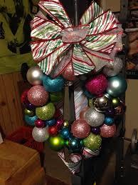 25 unique ornament wreath hanger ideas on