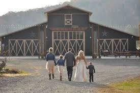 smoky mountain wedding venues smokey mountain wedding party barn sevierville tn wedding venue