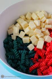 easy patriotic red white and blue pasta salad recipe