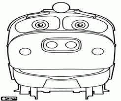 chuggington coloring pages printable games