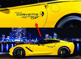 corvette c3 zr1 category chevrolet chevy decals stickers