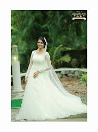 christian wedding gowns kerala christian gorgeous wedding gown all about
