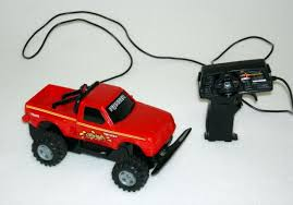 toys through time battery operated remote controlled car