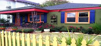 5 funky exterior color combinations exterior house