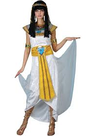 Egyptian Queen Halloween Costume Cleopatra Fancy Dress Costume Egyptian Costumes Fancy Dress