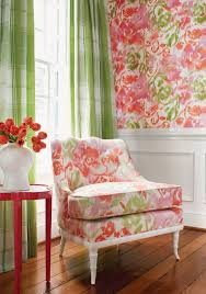waterford floral from the new thibaut bridgehampton collection