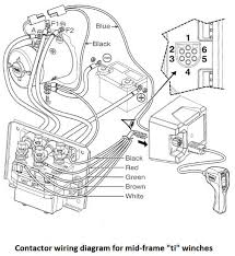 warn m8000 wiring diagram diagram wiring diagrams for diy car