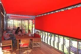 balkon regenschutz markisen regenschutz neulingen