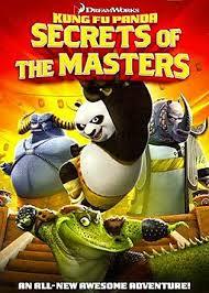 kung fu panda 2 kung fu panda secrets masters black jack