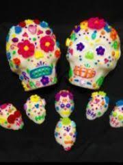 Sugar Skulls For Sale First Thursday To Feature Art Sales Salsa Dance Sugar Skulls