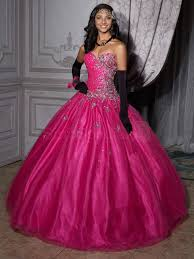 fuchsia quinceanera dresses fuchsia quinceanera dress by sinospeciol on deviantart